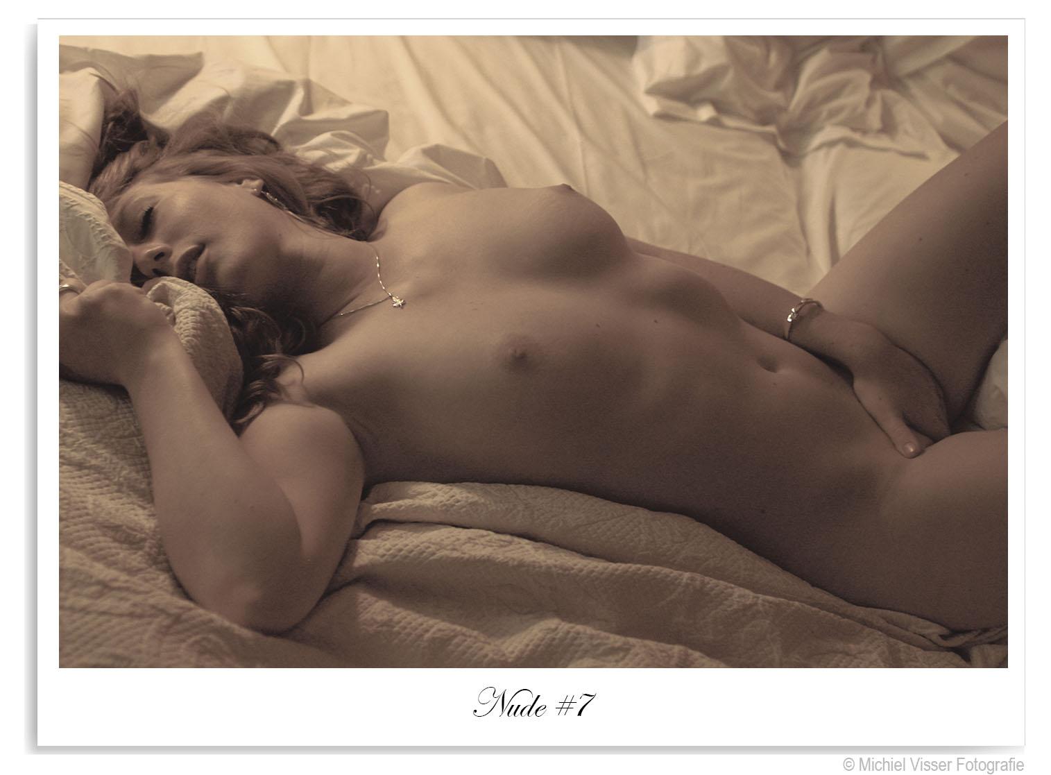 Erotische fotoshoot